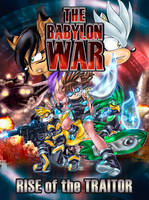 Collab - The Babylon Wars - Cover by Taleea