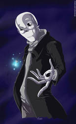 [GIFT] REFUSE!Gaster - How could one REFUSE him