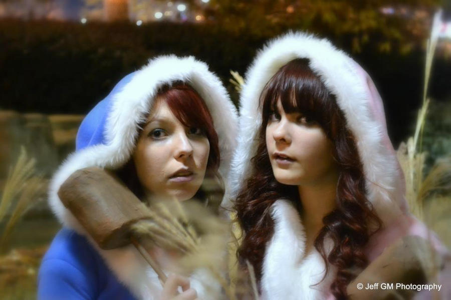 portraits cosplay 2012 2014 kbwcosplay ice climbers cosplay nanaIce Climbers Cosplay