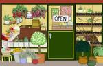La Floral: inside shop