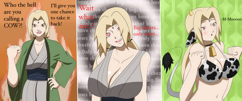 Tsunades Mootivated Change by Syas-Nomis
