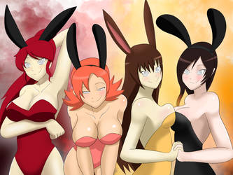 Hypno RWBY Bunnies 2 by Syas-Nomis