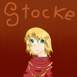 Stocke- Radiant Historia by Luminovia