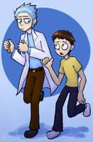 Dick and Shorty by Luminovia