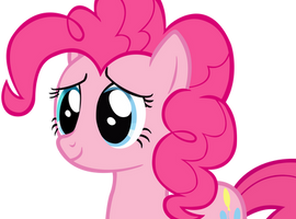 First Vector- Pinkie Pie by craftybrony