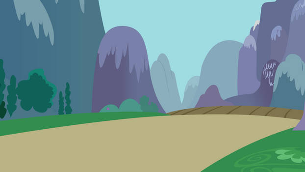 Road Outside of Ponyville