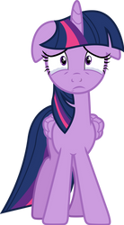 Sad Twilight by craftybrony