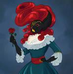 AnthroChallenge 172 - The Queen by DizzyMountaineer