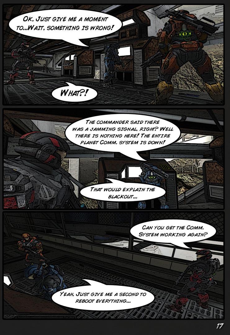 Survivor: Page 17 by The-TNT-Studios