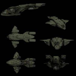New Halo Pelican Model. by The-TNT-Studios
