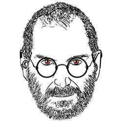 Steve Jobs - Type Art Tribute