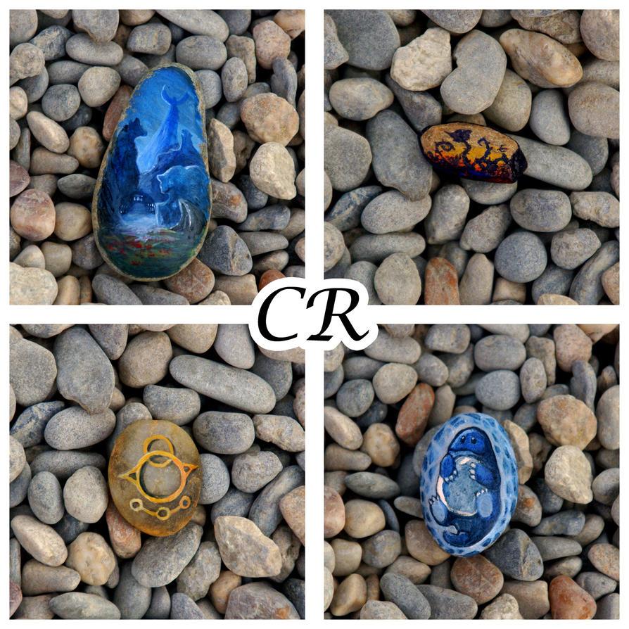 Guild Wars Stone by Rait-StormDragoness