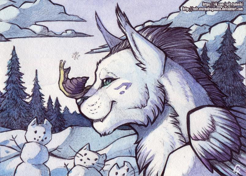 Felis by Rait-StormDragoness
