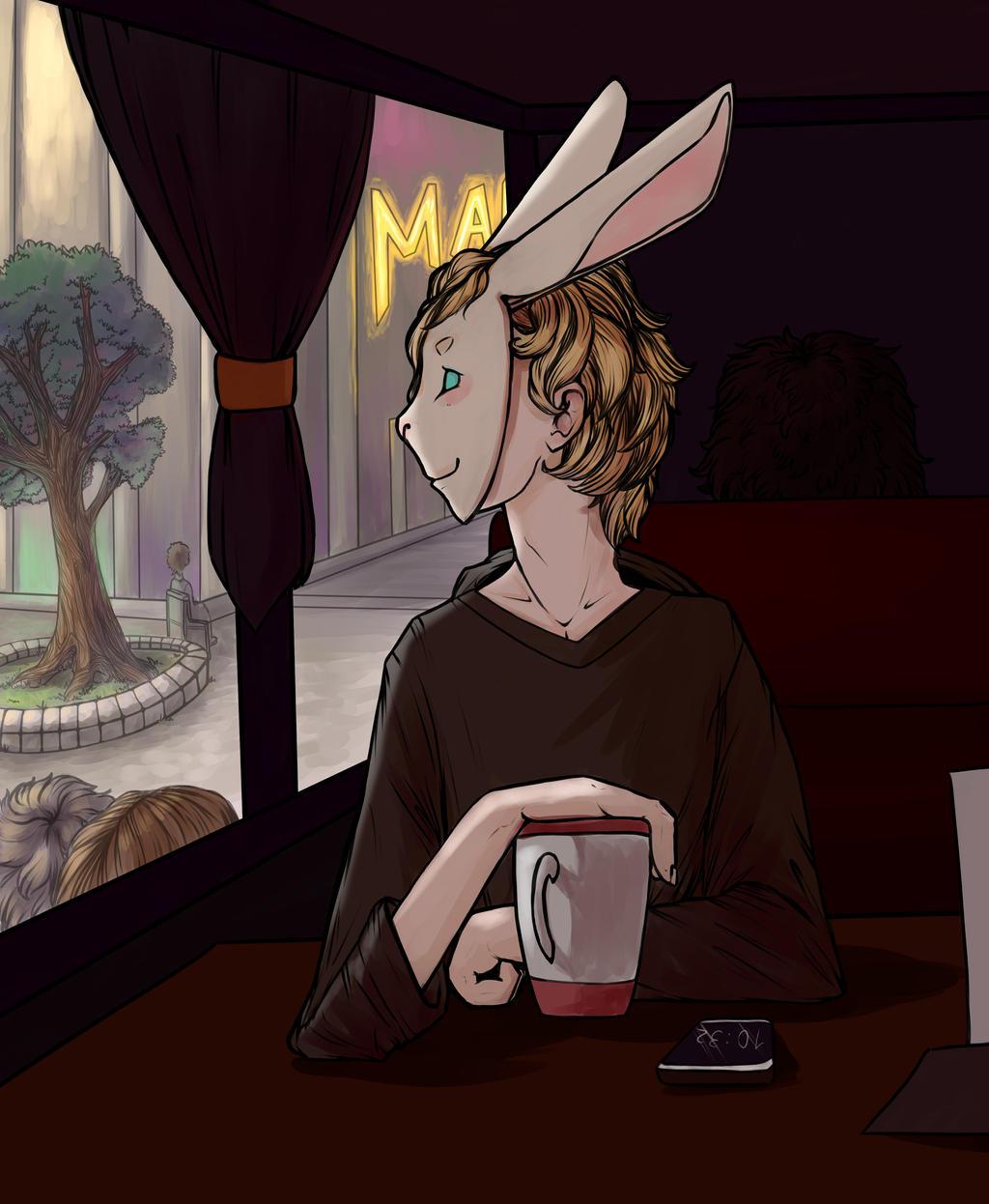 Bunny Boy by Rait-StormDragoness