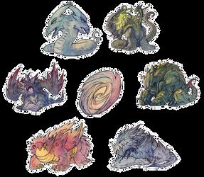 GW2 Dragons