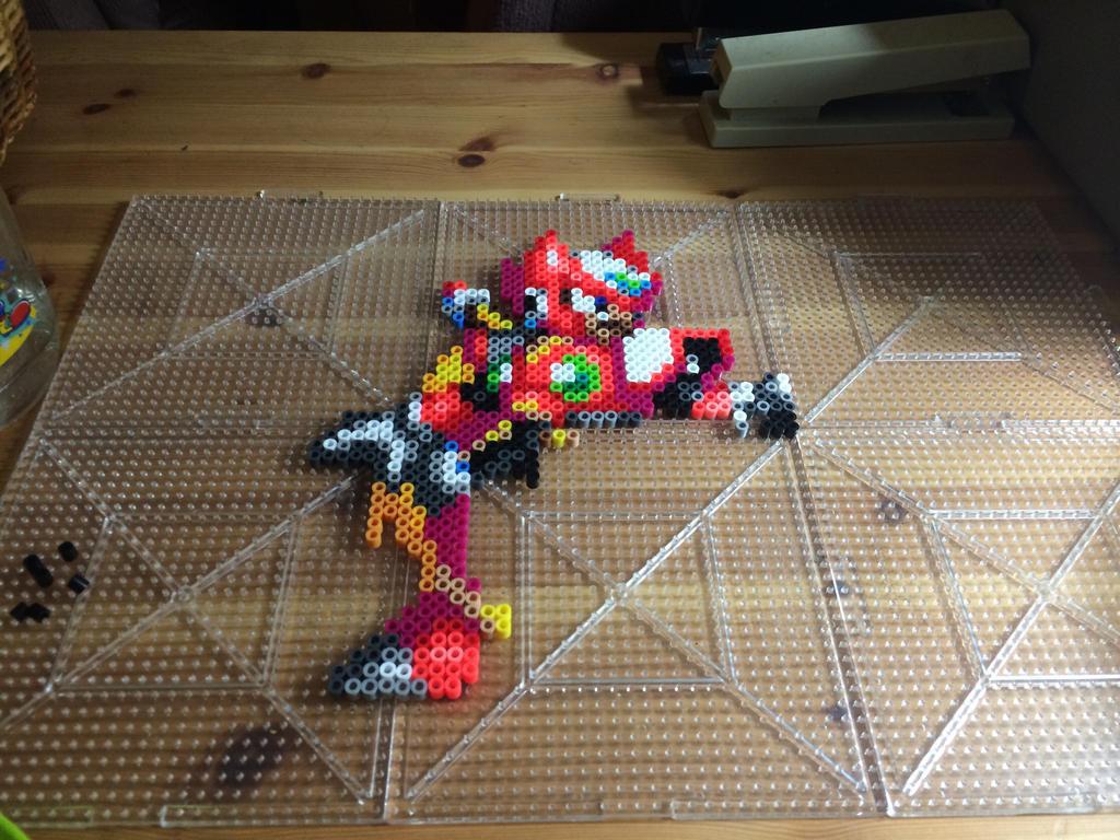 Zero (almost done)!! by TaliaNekoInuAlexis