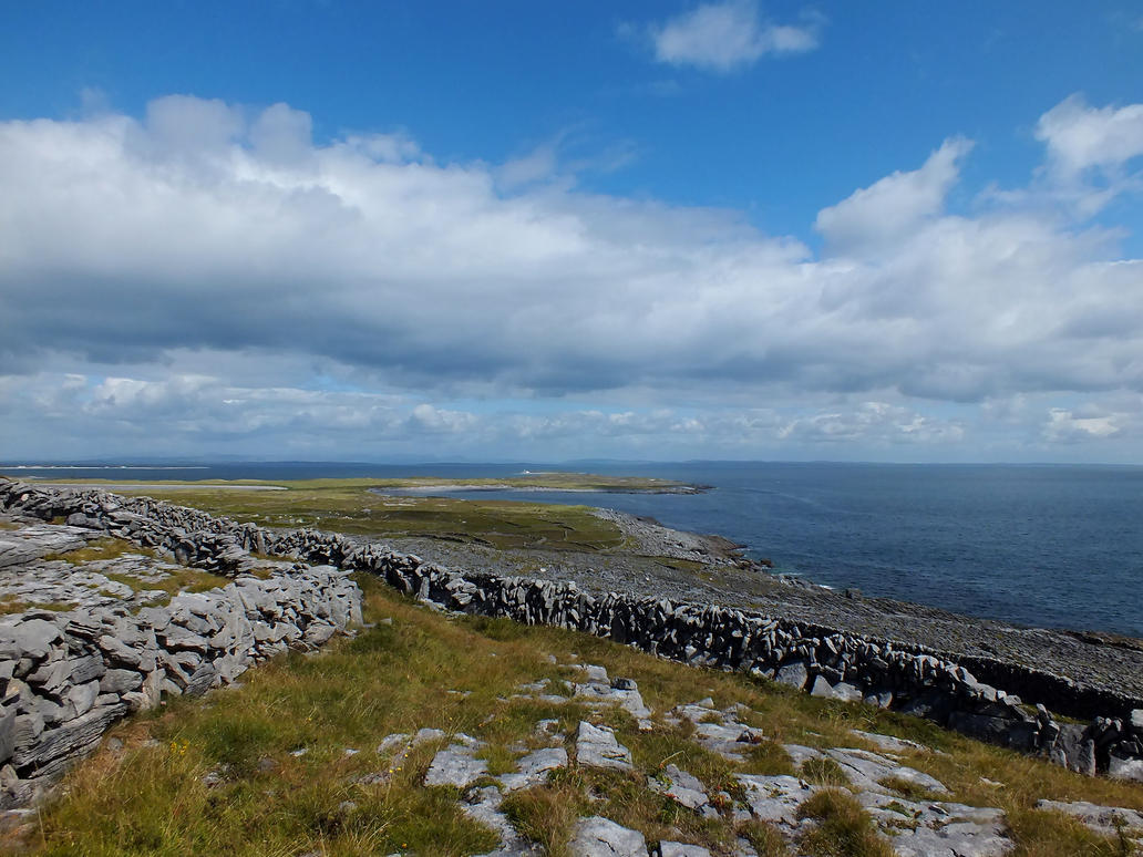 Inis Mor Ireland by abirato