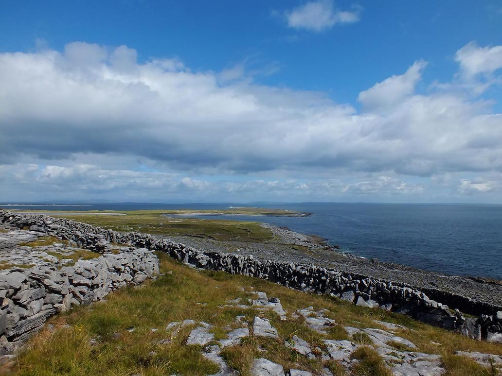 Inis Mor Ireland by abirato
