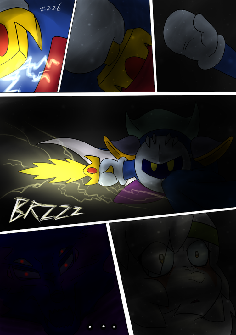 Monster Heart - Page 2 by Birdon14