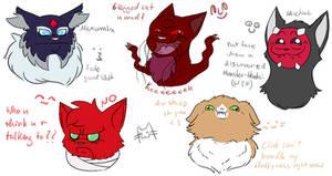 Cat Memes by Birdon14
