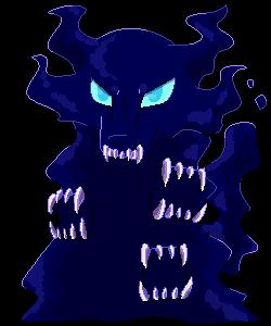 Demon Beast Pixel - Wolf by Birdon14