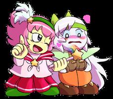 Chiyume and Sirica