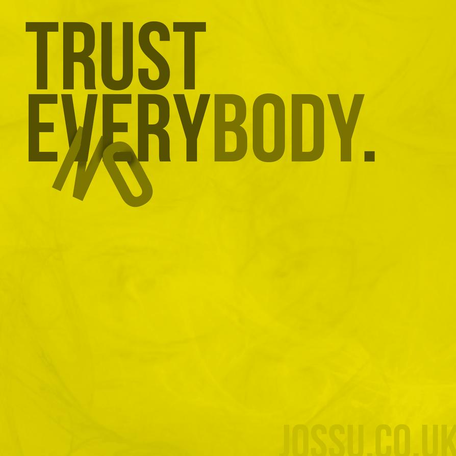 Trust by xoja