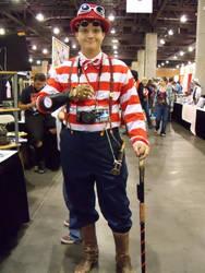 I Found Steampunk Waldo