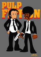 Pulp Fiction by MrBIGAL