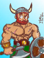 Viking by MrBIGAL