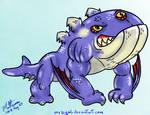 Kaiju Challenge by MrBIGAL