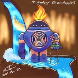 4 Element Robot