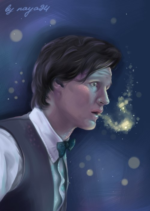 11th doctor who by naya94 on deviantart