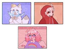 [c] Experimental Busts by t-eas