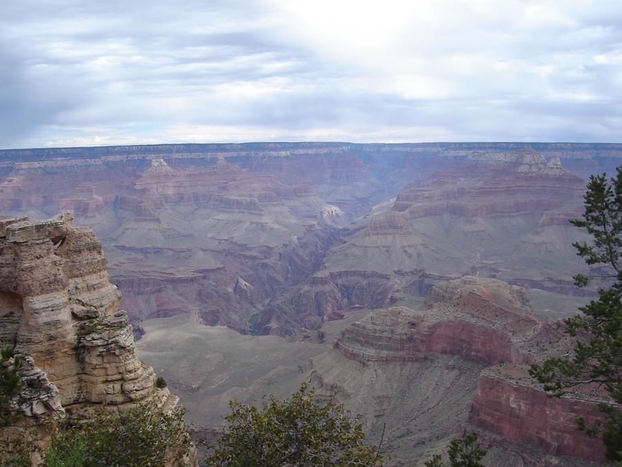 Grand Canyon Shot 1 by Rambling-anthology