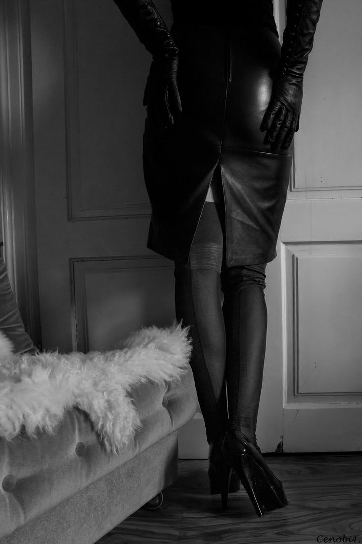 Black Magic Leather by CenobiteAdnaloy