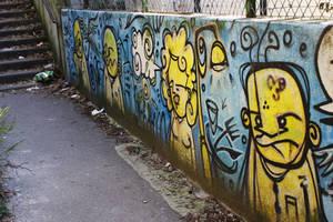 Street Art II by Eloniel