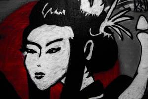 Geisha by Eloniel