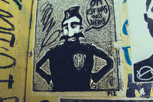 CRS (French riot squad) by Eloniel