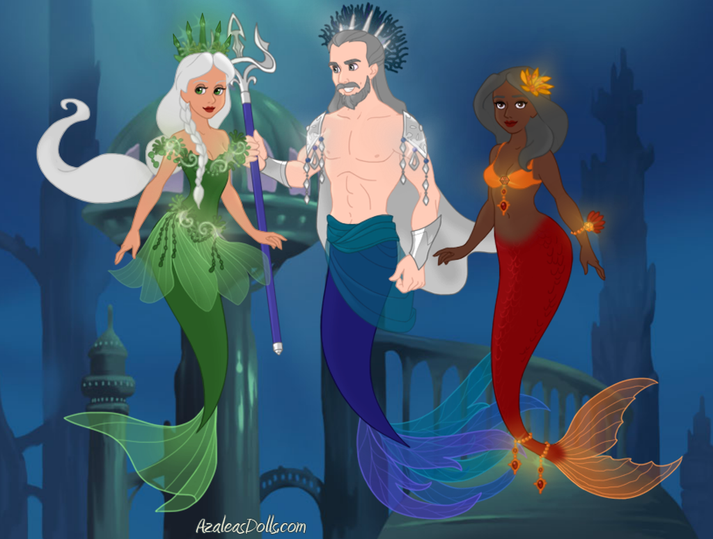 Mermadia ~ Tops by opalMountains