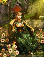 Striga - Golden by Greta-Heron