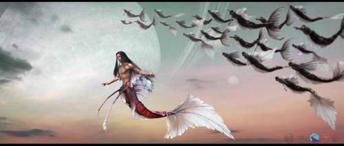 Alascanus Merman by Greta-Heron