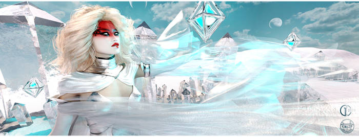 White Chrystals