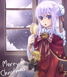 Merry Christmas 2010 by ZeroLifePoints
