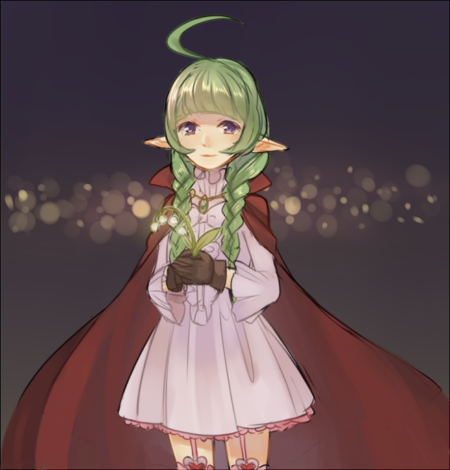 Lily Of The Valley By ZeroLifePoints On DeviantArt