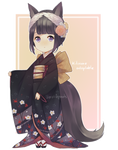 Kitsune adoptable - CLOSED by ZeroLifePoints