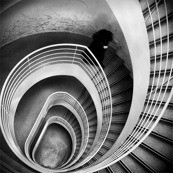 l escalier