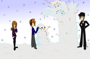 Snow day by Cryej