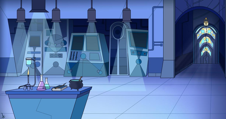картинка лаборатория медицинская
