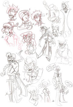 Sketchdump March2015